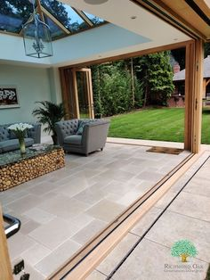 Just Imagine this time next year Bank Holiday Weekend, relaxing in your new living space, opening up the doors and being at one with the garden! House Extension Plans, House Extension Design, Extension Designs, House Design, Patio Extension Ideas, Orangery Extension Kitchen, Orangerie Extension, Garden Room Extensions, House Extensions