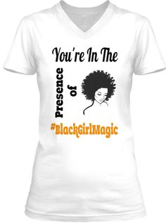 http://teespring.com/blackgirlmagic101 Not available in stores. Don't Miss Out.Guaranteed safe checkout: PAYPAL | VISA | MASTERCARD Click BUY IT NOW to order!Visit our storefront for different designs HERE. Black girls rock outfits, natural hairstyles, African American fashion  & black girl magic celebration t-shirts.