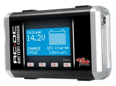 Picture of AC & DC Battery Charger