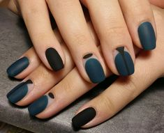 matte polishes turn any basic manicure into a legit beauty lewk, soft, hazy, and definitively understated Orange Nail Designs, Best Nail Art Designs, Beautiful Nail Designs, Elegant Nails, Stylish Nails, Pretty Nails, Fun Nails, Nagellack Trends, Minimalist Nails
