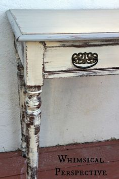 Hometalk :: Annie Sloan Chalk Paint Furniture - Whimsical Perspective
