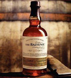 The Balvenie 40 Year.