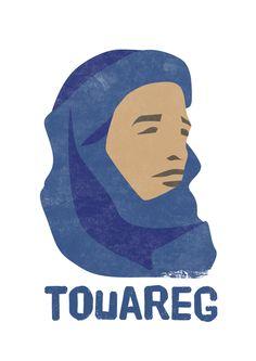 Touareg on Behance