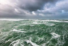 tempete en mer