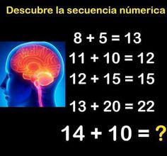 Juegos Mentales para Niños y Adultos los mas difíciles Brain Teasers With Answers, Maths Puzzles, Brain Games, Teaching Math, Fun Games, Mindfulness, Education, Blog, Life