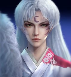 "Outstanding ""buy art artworks"" detail is available on our website. Vocaloid, Inuyasha Fan Art, Inuyasha Funny, Inuyasha Cosplay, Manga Anime, Anime Art, Inuyasha And Sesshomaru, Anime Sensual, Boy Art"