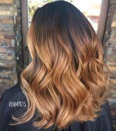 Dimensional Balayage colormelt.  Mochas And caramels.  In our advanced Balayage courses we go over some of these techniques. Who would love to attend a COLOR MELTING class? Showing numerous ways to get the perfect blend and placements? Let me know, email: luxsalonbookings@gmail.com