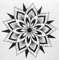 Thai Lotus Flower Tattoo
