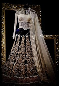 Megha and Jigar Info & Review | Bridal / Trousseau Designers in Delhi | Wedmegood
