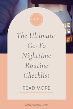 The ultimate go-to nighttime routine checklist. In this blog post I'm sharing my top tips for better sleep! Your sleep routine will see the greatest payoff if you follow the helpful tips below for sweet dreams. #sleeptips #nightroutine Night Shift Mode, Take Care Of Yourself, Finding Yourself, Herbal Tinctures, Night Time Routine, Self Acceptance, Body Love, Feeling Down, Sleep Deprivation