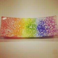 Rainbow swoop platte