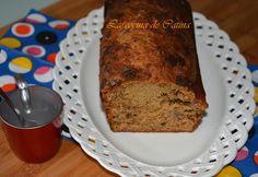 La cocina de Catina: Banana bread (bizcocho de plátano)