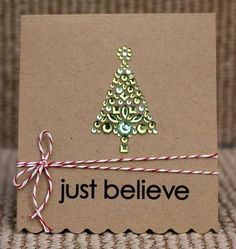 Simple but cute card!