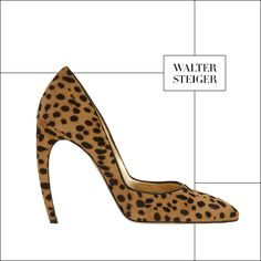 Ahead of the Curve: Shop 6 Perfect Pumps - Walter Steiger shoe