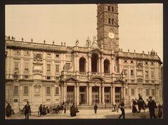 [Santa Maria Maggiore, Rome, Italy] (LOC)