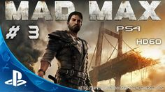 Mad Max: 100% Walkthrough - Story Mission - Righteous Work (PS4 HD60)