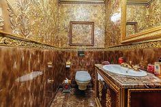Crazy apartment interiors of Russian millionaires (37 photos)