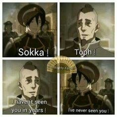 Toph is my favorite