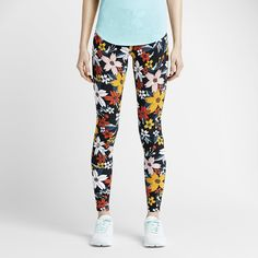 Nike Leg-A-See Hawaiian Women's Leggings. Nike Store • actually bought these☺️
