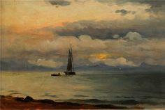 "spoutziki-art: "" Ioannis Altamouras - Seascape """