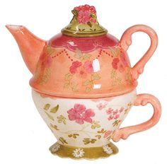 """Tea For One """"Cottage Daisy"""""""