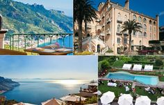 Breathtaking Wedding Venues on the Amalfi Coast | Fly Away Bride
