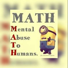 I just hate maths 😨😧😰😱🔪🌋