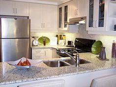 Color Selection Ontario: Kitchen Designs