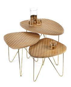 Table basse End / H 40 cm H 40 cm - Serax