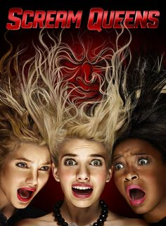 Affiche Scream Queens (2015)