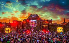 Imagine Tomorrowland, music, and festival Tomorrow Land, World Of Tomorrow, Raves, House Music, Music Is Life, Lps, Tomorrowland Festival, Tomorrowland Music, Dj Electro
