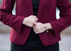 #MyPowerOutfit | Nily Rozic, Assemblywoman, New York http://pages.levo.com/my-power-outfit/