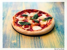 Pizza Bufala Pepperoni, Vegetable Pizza, Fresh, Vegetables, Food, Essen, Vegetable Recipes, Meals, Yemek