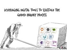 Leveraging #Digital_Tools for #Guided_Inquiry by @joycevalenza #tlchat #austl #nswdec #ozteachers  Assistant Professor at Rutger's University