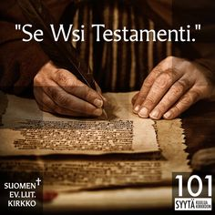 """90. """"Se Wsi Testamenti."""""""