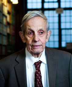 "Our thoughts go out to ""A Beautiful Mind"" mathematician John Nash, his wife, and family"