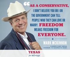 I'm obviously a liberal, but I can give props to a conservative when they say something awesome