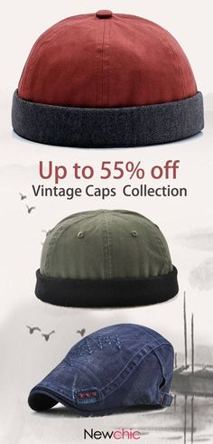 Autumn Winter Vintage Stylish Fashion Caps Hats Collection.  cap  hat   vintage   · Mens Beret ... f1ef1d47e5