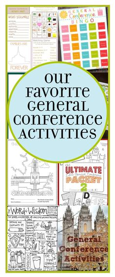 lds-general-conference-activities