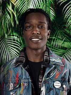 Natural Teeth Whitening - Rocky seems to have some complex opinions about the state of race in America. Beautiful Boys, Pretty Boys, Beautiful People, Gorgeous Men, Asap Rocky Wallpaper, Lord Pretty Flacko, Race In America, A$ap Rocky, Man Crush Everyday