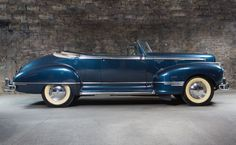 1946 Hudson Commodore Brougham Convertible