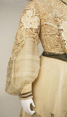 Dress - 1904 - silk- The Metropolitan Museum of Art