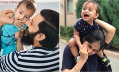 Riteish Deshmukh, Genelia Deshmukh celebrate son Rahyl's first birthday with adorable wishes. See photos, videos