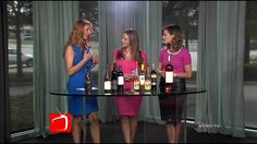 Wines That Give Back to Breast Cancer Research  Suzie mentioned the wine industry has banded together to raise money for breast cancer research. So our Resident Wine Guru Hayley Hamilton joined us to show us some of the wines that give back