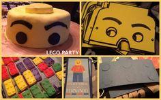 LEGO PARTY #lego