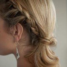Peinados sencillos para pelo corto