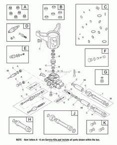 Pin di John Deere Lt133 Mower Deck Parts Diagram
