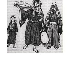 Ancient Hebrew Clothing
