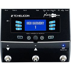 Tc Helicon Play Acoustic Vocal Effects Processor, 2015 Amazon Top Rated Signal Processors #MusicalInstruments