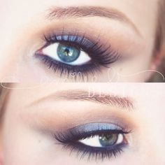 Emilee shows us a breath taking smokey eye using MAKE UP FOR EVER's new Artist Shadows. See the essentials you need by clicking on the pic.